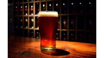 4000 litros de cerveza al mes!