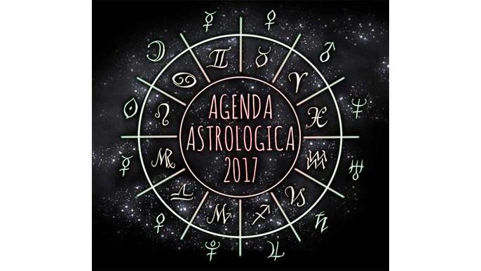 AGENDA ASTROLÓGICA 2017