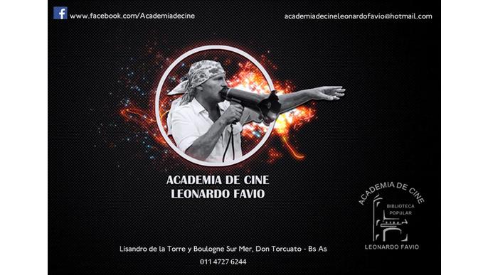 ACADEMIA CINE LEONARDO FAVIO