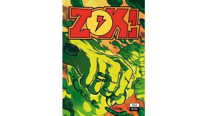 ZOK! - Libro de Historietas