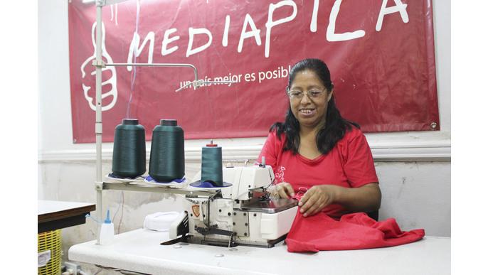 Emprendedoras textiles