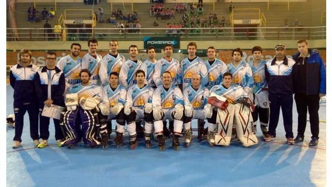 Sel. Argentina Hockey en Linea