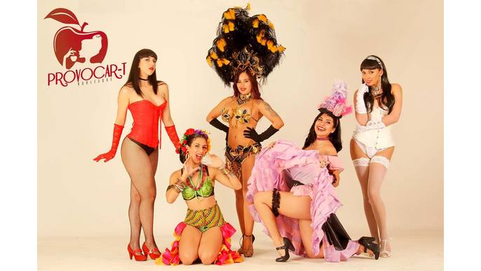 Show pro fondos burlesque