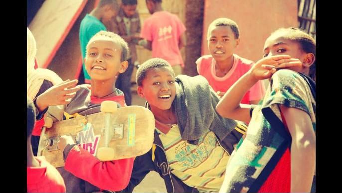 Taller DESLIZATE en ETIOPIA