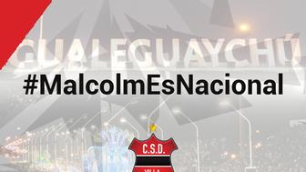 Villa Malcolm es Nacional