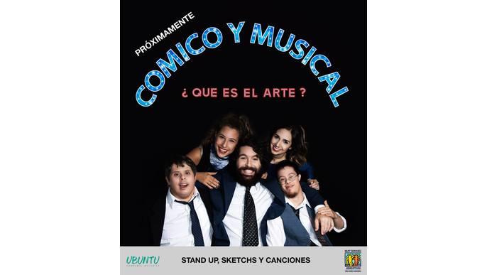 COMICO Y MUSICAL Show de Humor