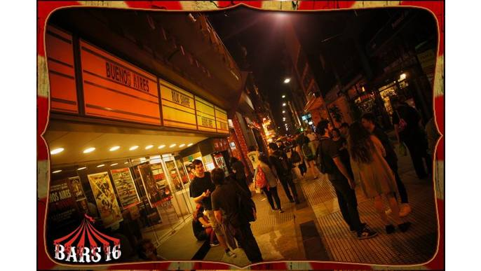 17º Buenos Aires Rojo Sangre