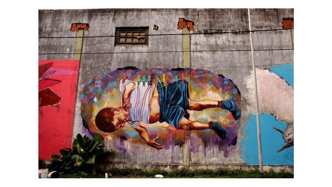 Un Pueblo Un Mural