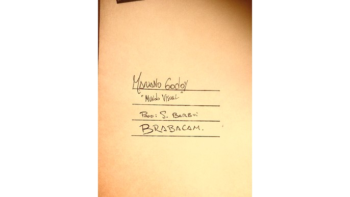 MARIANO GODOY - MUNDO VISUAL