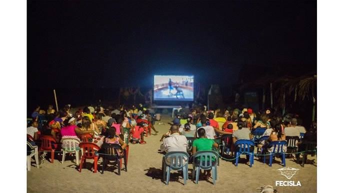 CINEMA ON THE ISLAND