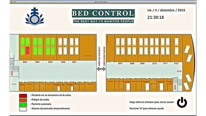 BED CONTROL