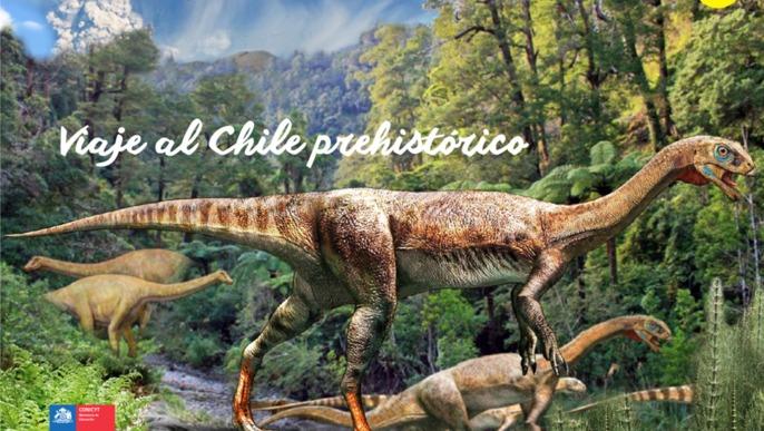 VIAJE AL CHILE PREHISTÓRICO