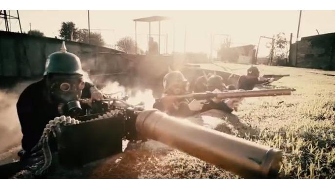 Distopia: Argentia - Serie web