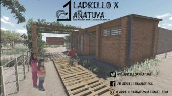 1 LADRILLO X AÑATUYA!