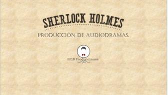 Sherlock Holmes - audiodramas.