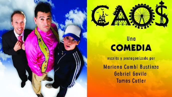 CAOS (Comedia de Improvisa2)