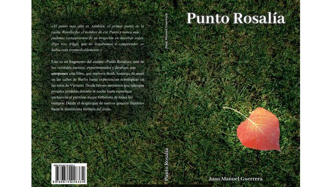 Book «Punto Rosalía»