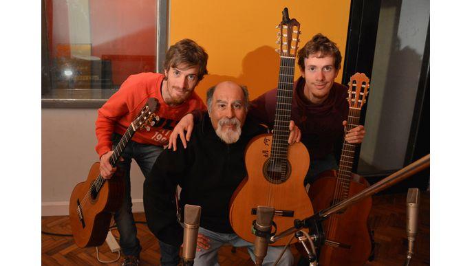 Faggiano Dúo lanza un nuevo CD