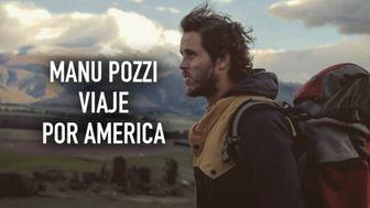 MANU POZZI - VIAJE POR AMÉRICA
