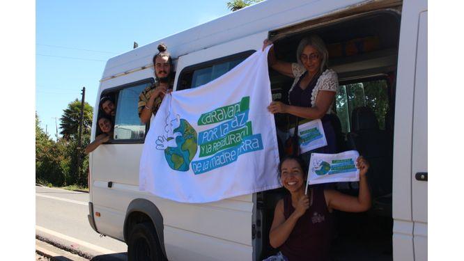 Apoyemos a la Caravana