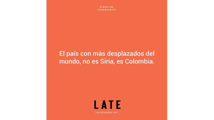 Revista Late: Primer año