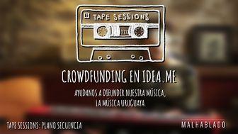 Tape Sessions: Plano Secuencia