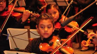 Orquesta Infantil Titi Rossi