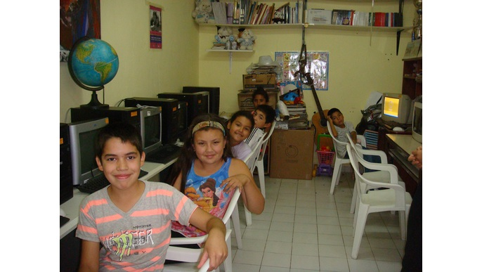 Comedor infantil con computaci n ideame for Proyecto de comedor infantil