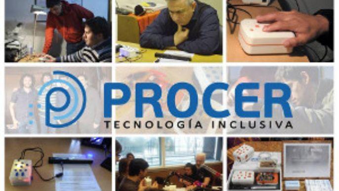PROCER - Tecnología Inclusiva