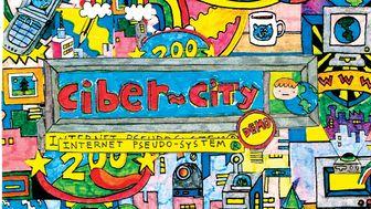 """""""Ciber-city"""", de Juan Vegetal"""