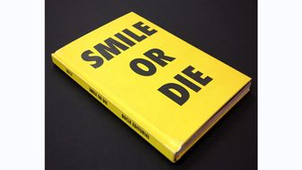 """SMILE OR DIE"" book"