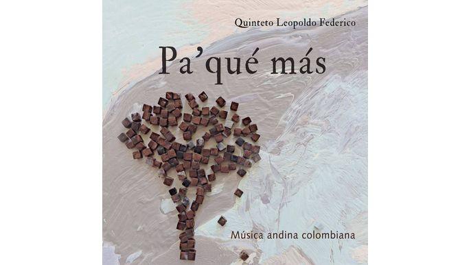 Nuevo álbum: Pa' qué más