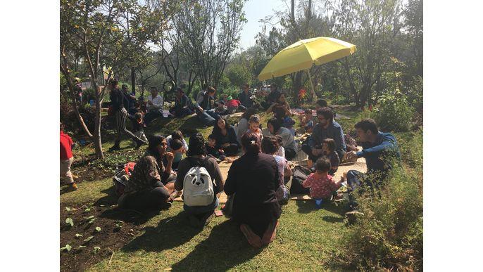 Huerto Tlatelolco Workshop