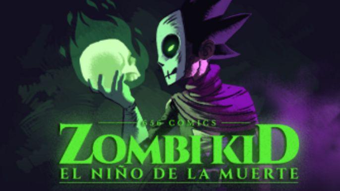 Zombi Kid El Niño de la Muerte