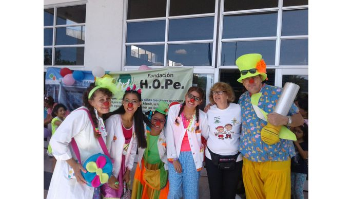 Fundación H.O.Pe: Donate now!
