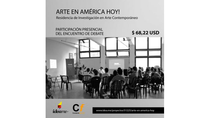 ARTE EN AMÉRICA HOY!