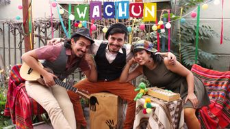¡Wachún se va a Argentina!