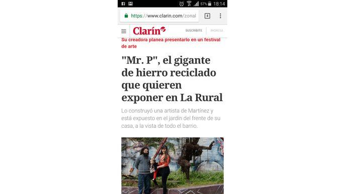 Mister P. a la Rural!