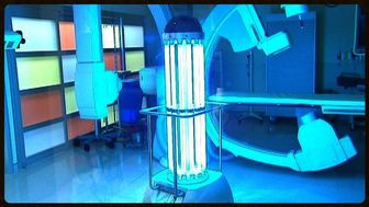 Terminal de esterilización UVC
