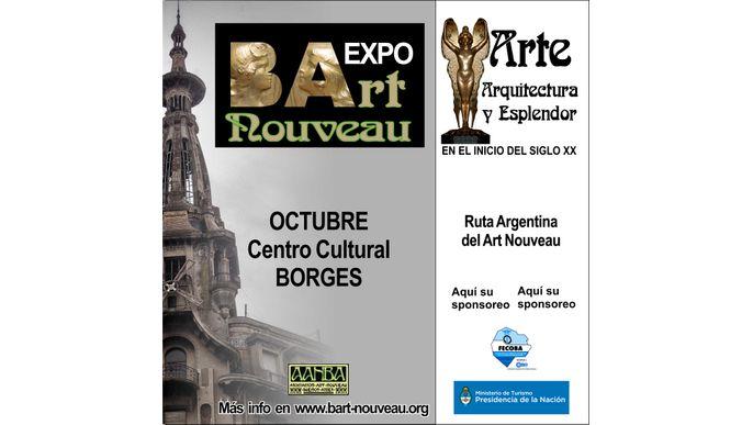 Ruta Argentina Art Nouveau