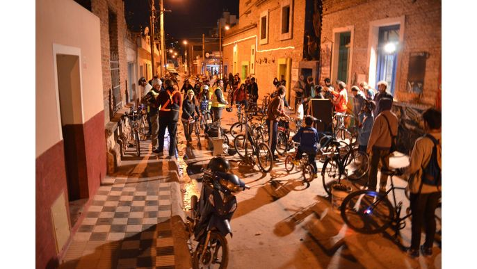 1st Argentine bicycle forum