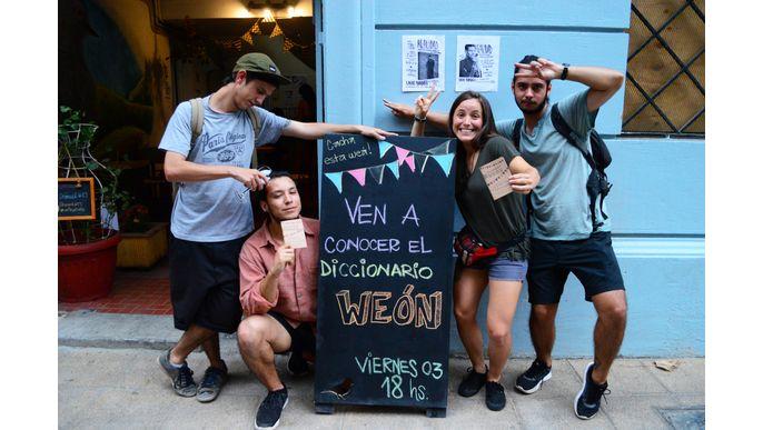 Diccionario Weón