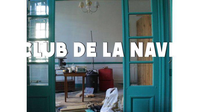 NUEVA SEDE DEL CLUB DE LA NAVE