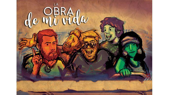 LA OBRA DE MI VIDA | SERIE WEB