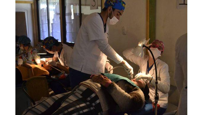 ¡Dental Rural! / Primera etapa