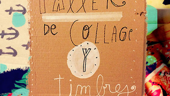 Taller de Collage y Timbres
