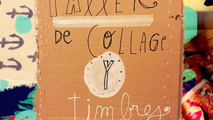 Taller de Collage y Timbres