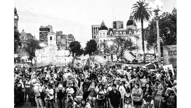 Informe de la Represión 2017