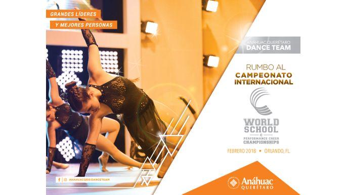 Anáhuac Dance Team 2018 - WSPC