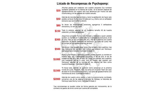 Psychopomp: Bunny Love
